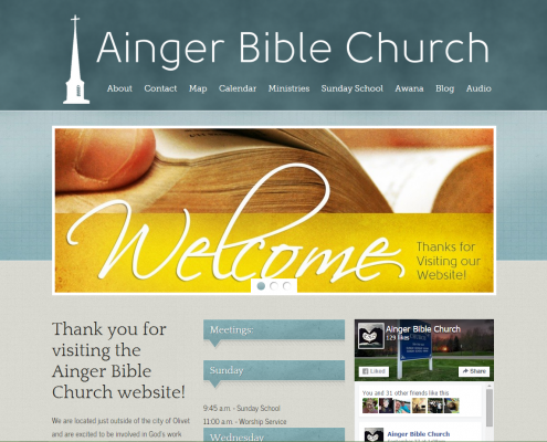 aingerbible